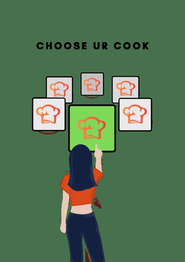 Choose URCOOK