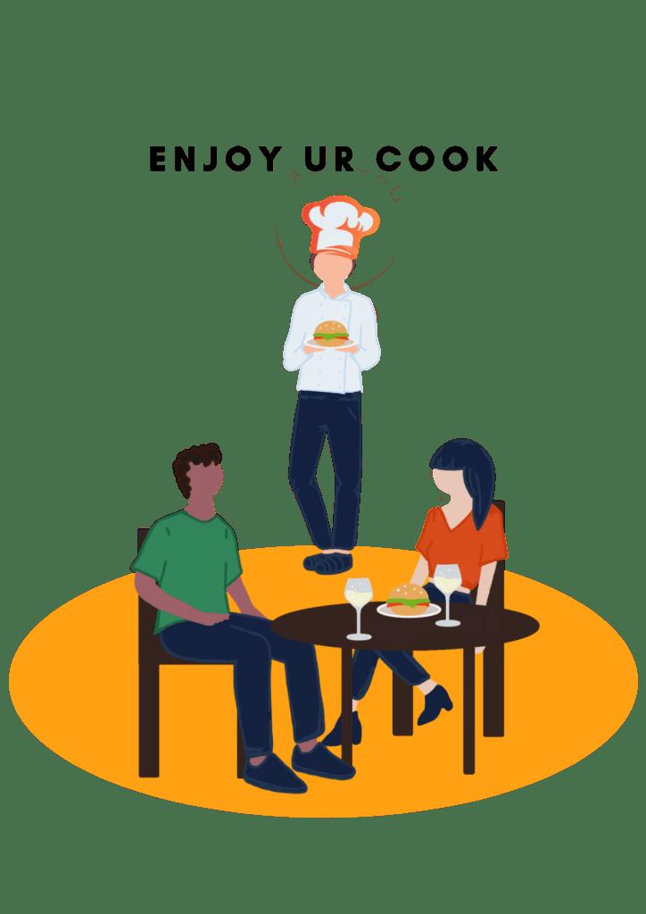 Enjoy URCOOK